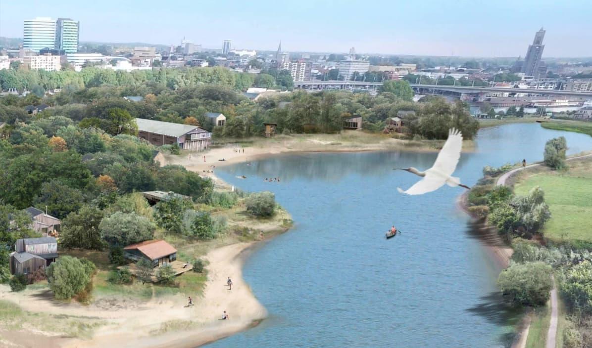 Stadsblokken Meinerswijk: dankzij woningbouw méér natuur