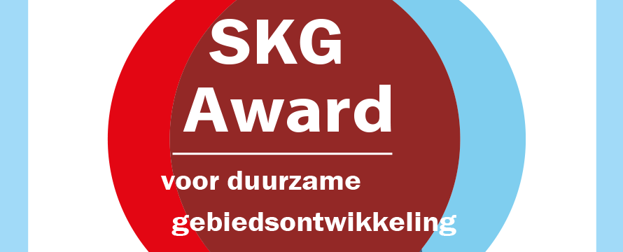 Nominaties SKG Award Duurzame ontwikkeling