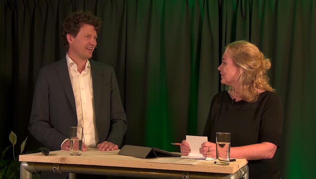 Maarten Wittens (Ballast Nedam Development): 'Niet over een paar tientjes gaan zitten mokken'